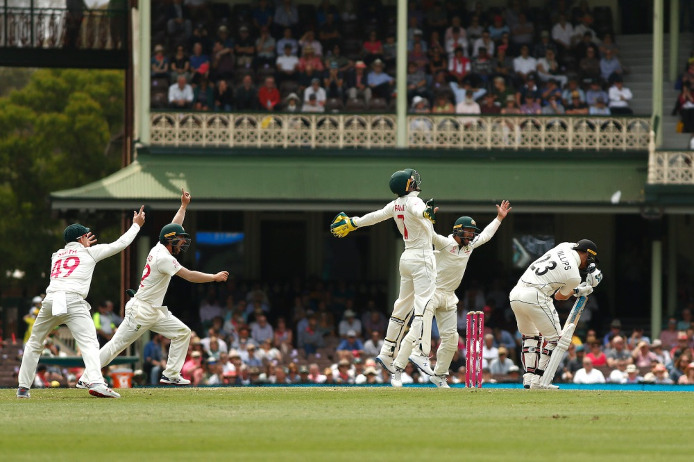 Australia v New Zealand - 3rd Test: Day 4